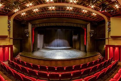 Prešernovo gledališče Kranj - Virtualni sprehod