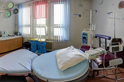 Virtualni sprehod po Bolnišnici za ginekologijo in porodništvo Kranj